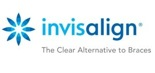Invisalign logo, link to Invisalign Services at Polaski Dental